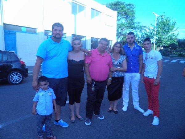 la famille des ortiz