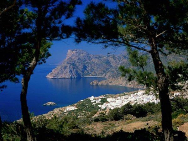 Couleurs de l'île de Karpathos