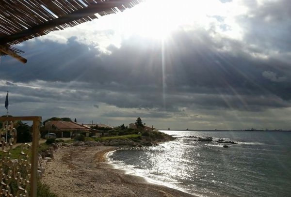Chez moi la plage de Bottaï.