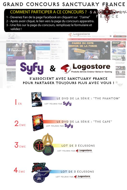 Concours Sanctuary France