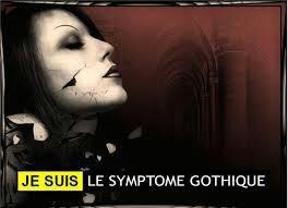 Je suis le symptome gothique ♥