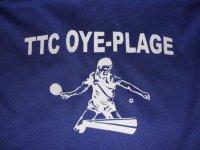 Le club de tennis de table de Oye-Plage