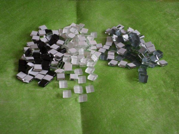 Gros lot mosaïque softglas