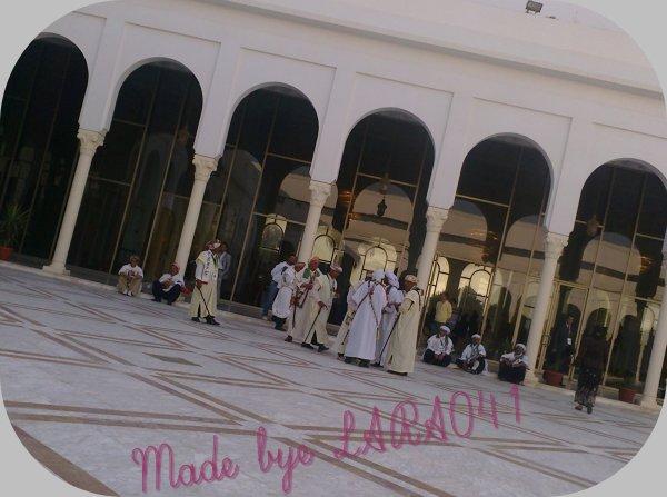 Quand la capitale culturelle islamique s'invite à Alger ça donne ça :
