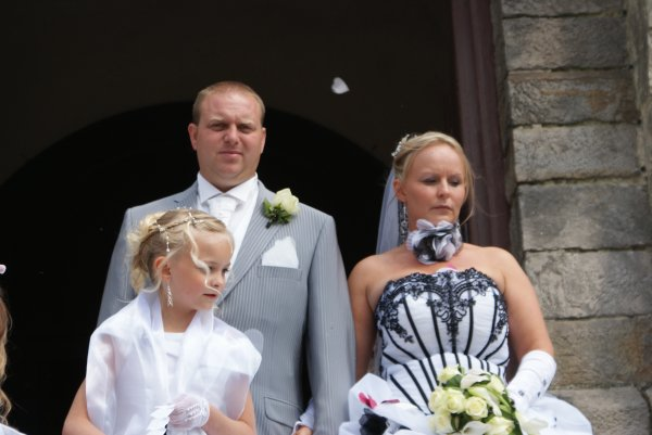 mariage de mon filleul