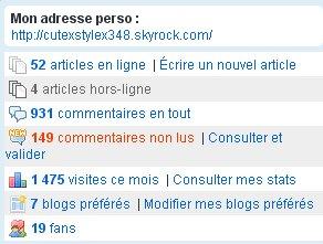 ~ Les news ~