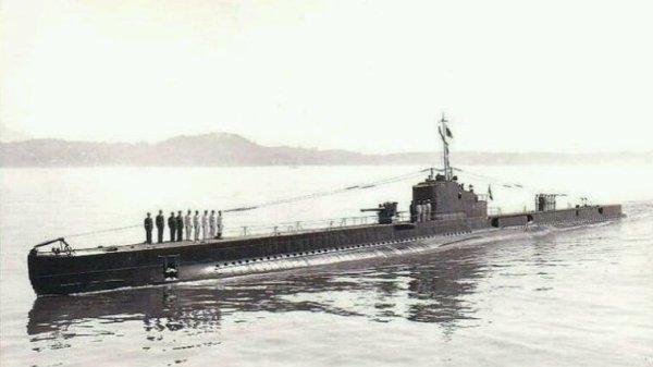 Sous marin allemande