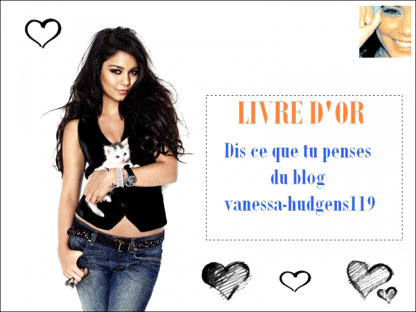 Attention ♥ Vanessa-Hudgens119.sky à 1 an ♥
