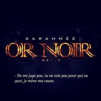 Sarahmée ....