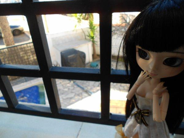 Séance photo Alice chez ma cousine~