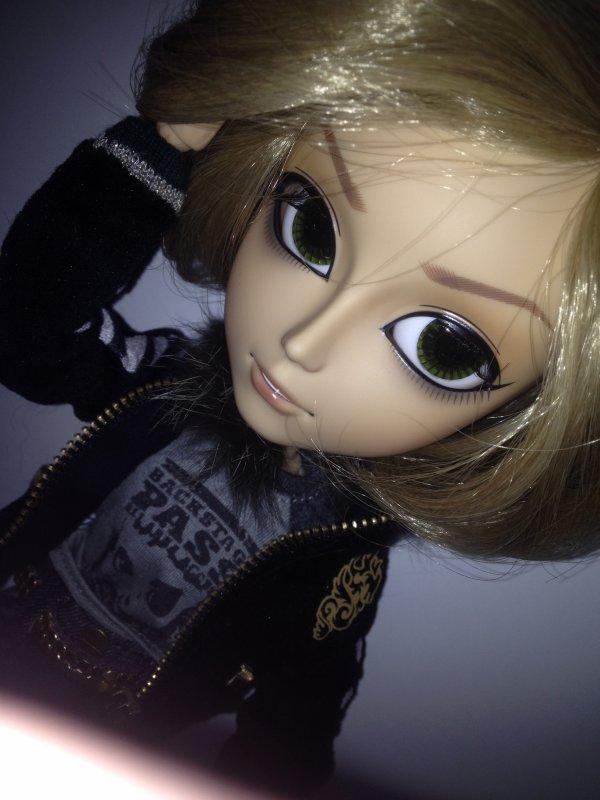 1ere séance d'Axel ♥