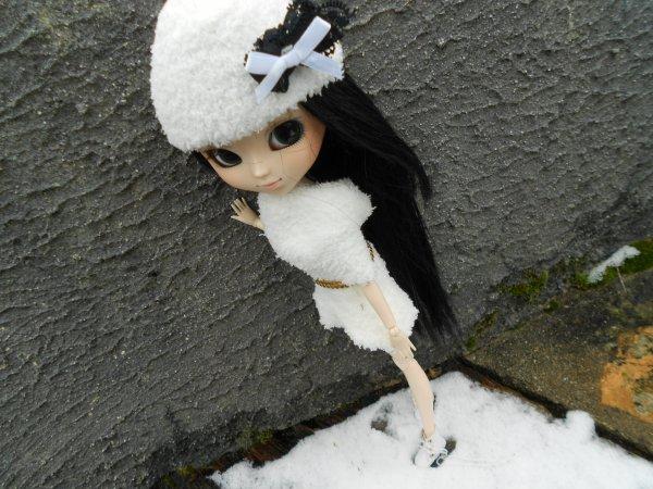 Il a neigé ♥