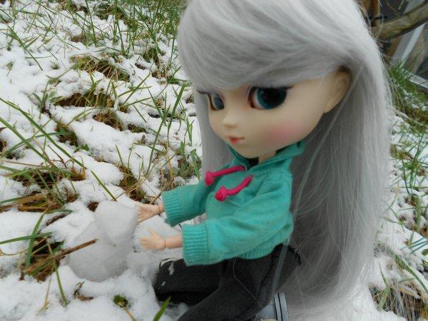 Il a neigé ♥ [suite & fin]