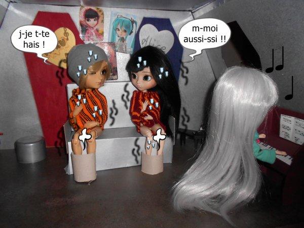 une vie de doll #5 [suite & fin]