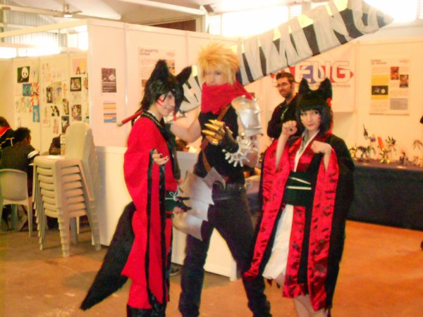 Japan Expo Sud !!