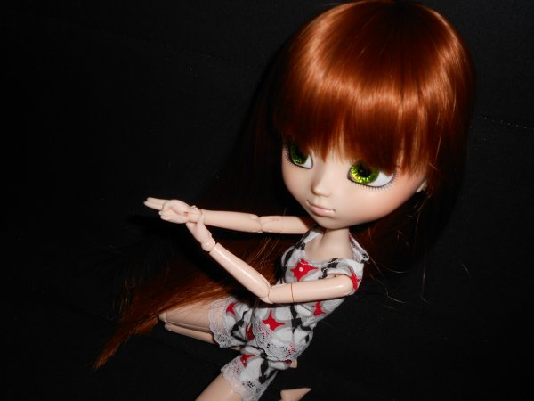 La nouvelle et sublimissime Alice ♥