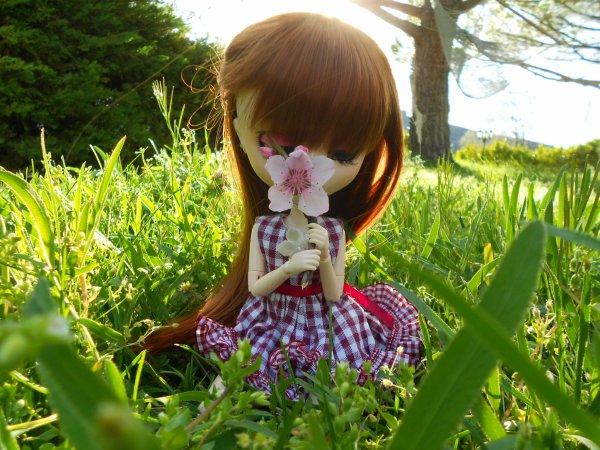 C'est le printemps ! Virée dans le jardin avec Alice