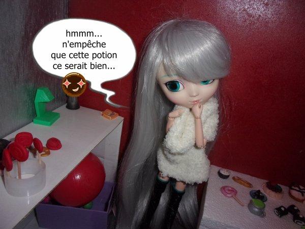 Une Vie De Doll #8 HALLOWEEN