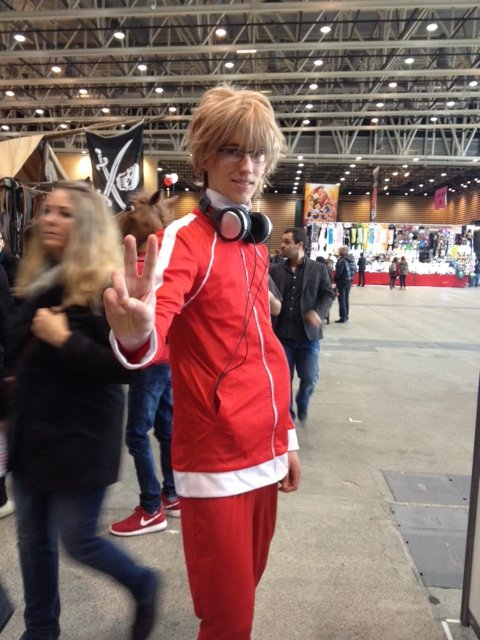 Japan touch 2015 o(>ω<)o