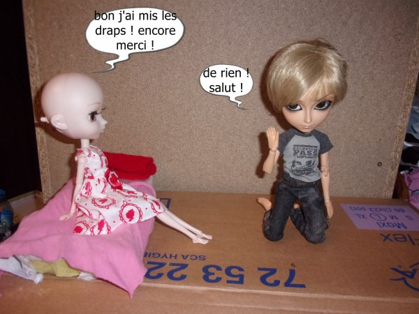 Arrivée d'Elie ! #5 fin