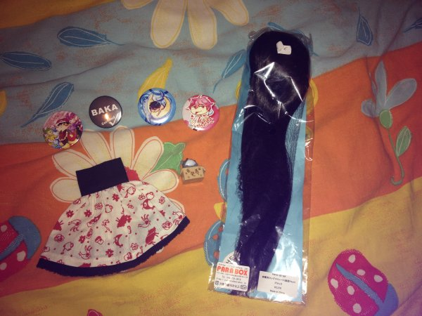 Mes achats~