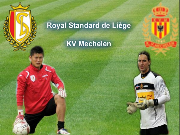 Jupiler Pro League Journée 5 Royal Standard de Liège KV Mechelen