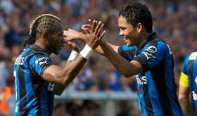 Le FC Bruges ne laisse aucune chance au Standard (4-2) (02/09/2012,