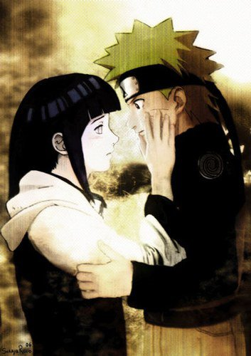 Poéme Hinata/Naruto !