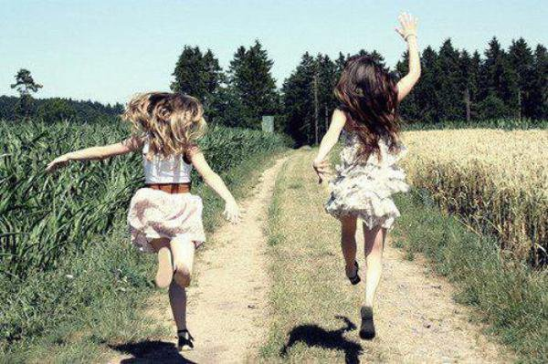 ** Comme des soeurs **