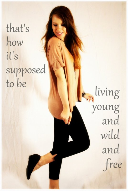 Young & Wild & Free