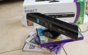 kinect pour xbox360