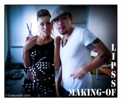 LIPSS - MAKING OFF DU CLIP