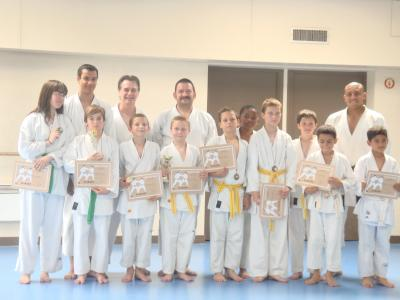 club karate le raincy