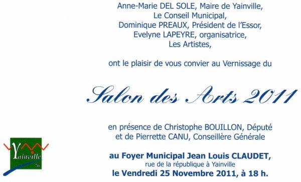 Salon des Arts 2011 de Yainville (76).