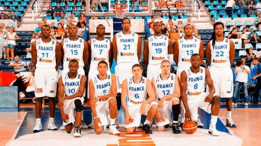 Equipe de France masculine de Basketball