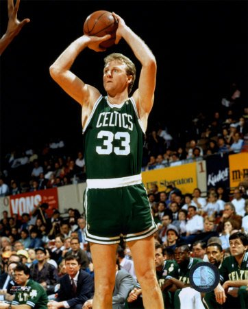 Larry Joe Bird