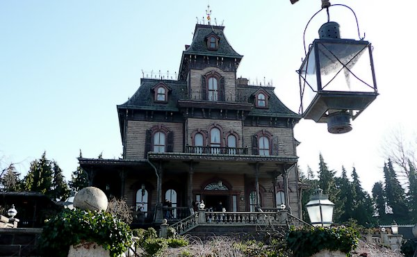 The Phantom Manor.