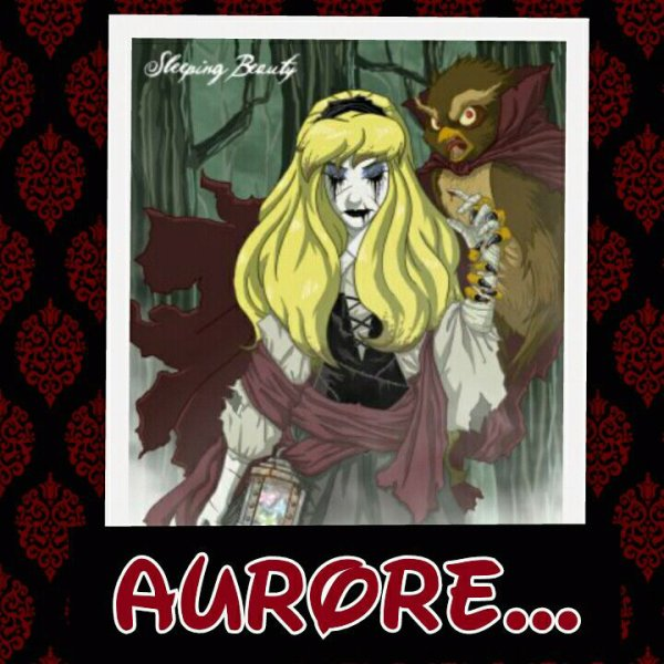 Aurore: une princesse somnombule...