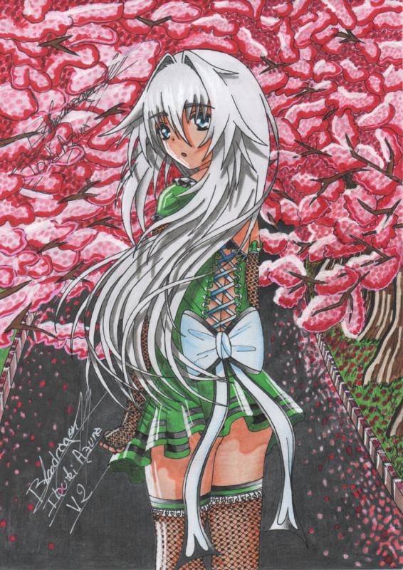 ☆☆☆ Personnage Inventé: Ibuki Azuna ☆☆☆