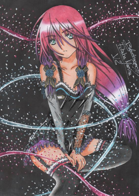 ☆☆☆ Personnage Inventé: Futaba Marina ☆☆☆