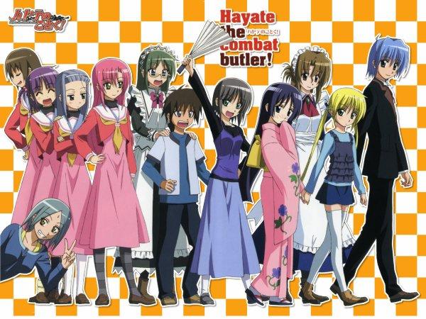 Hayate no Gotoku!