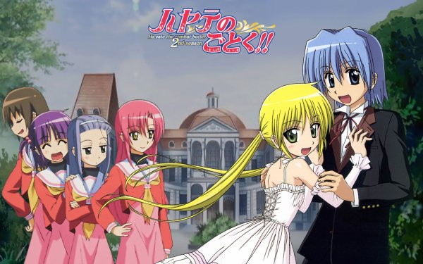 Hayate no Gotoku! 2nd Season