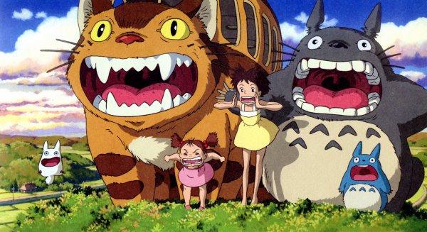 Tonari no Totoro (Mon Voisin Totoro)
