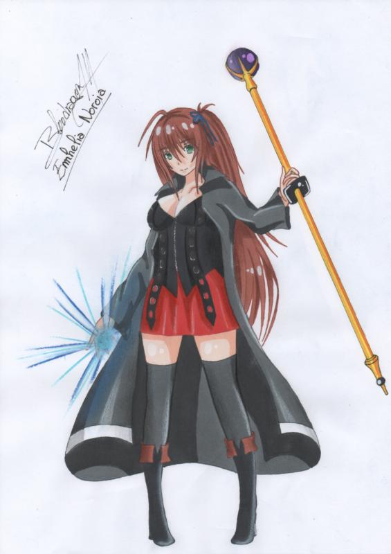 ☆☆☆ Personnage Inventé: Emehelia Noroia ☆☆☆