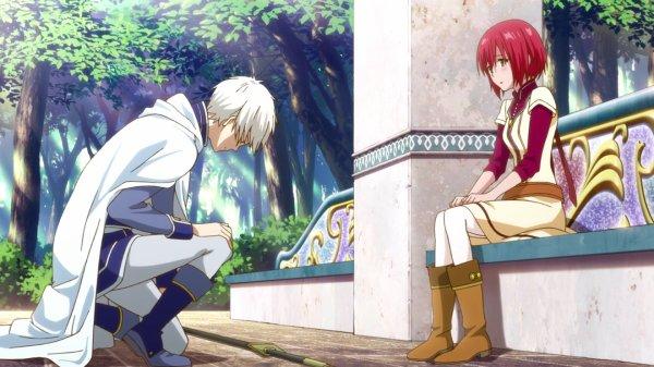 Akagami no Shirayukihime 2nd Season
