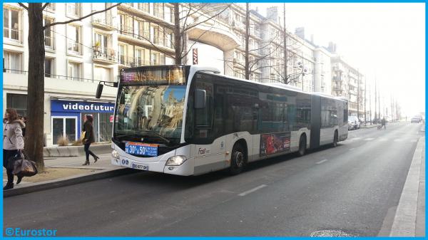 Les Lignes FAST Rouennais