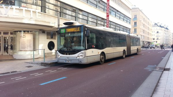 Irisbus Citelis 18 N°6117