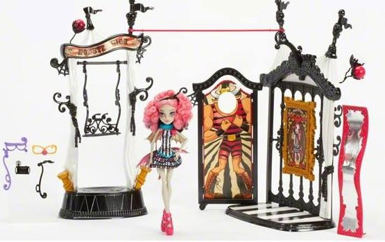 collections playsets : freak du chic