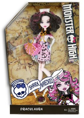 Collection dolls : Shriek Wrecked