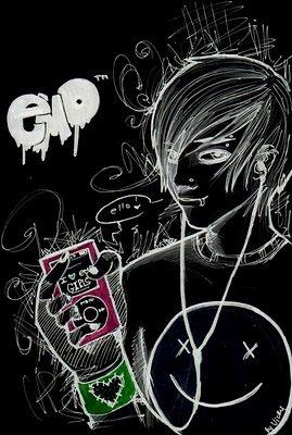 Emo boys mangas :3